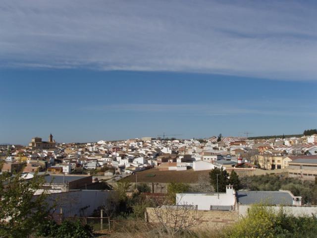 Imagen Panoramica de Encinas Reales