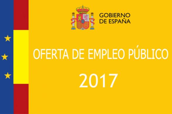OFERTA PÚBLICA DE EMPLEO 2017 1