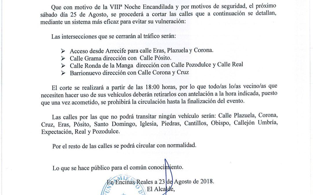 Bando Noche Encandilada 2018 1